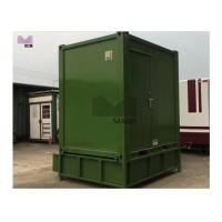 Best Durable Prefabricated Modular Toilets , Smart Design Prefab Container Toilet wholesale
