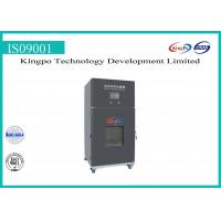 Cheap Free Fall Drop Test Equipment , Drop Impact Test Machine Fro Battery / Mobile Phone for sale