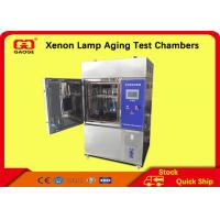 Best Xenon Aging Testing Chamber/Xenon Lamp Aging Climate Resistant Tester wholesale