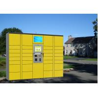 Best Electronic Parcel Delivery Box with 32 Inch Touch Screen, Outdoor Smart Locker wholesale