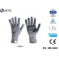 Best Puncture Resistant PPE Safety Gloves Eco Friendly High Elasticity Close Fitting wholesale