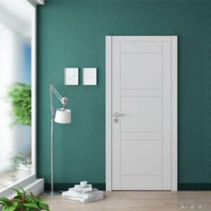 Best White Wooden Interior  Door wholesale