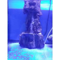 Sand aquarium images sand aquarium for Aquarium waterfall decoration