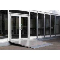 Buy cheap Soundproof Aluminum Windows And Doors Single / Double Tempered Glazing from wholesalers