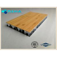 Noise Proof Heat Insulated Aluminum Honeycomb Core Panels For Decoration Industries