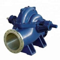Best Axial Split Case Double Impeller Centrifugal Pump High Capacity Water Suction wholesale