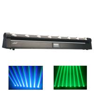 Best DMX512 Moving Head Beam High Intensity LED Light Bar 8 Eyes Modern Linear Lighting wholesale