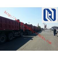 China 40 T Middle Lift Drving Heavy Duty Dump Truck /  Tipper Truck Equipped Radial Tyre on sale