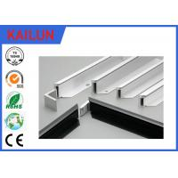 Best 6063 T5 Aluminum Solar Panel Frame for PV Solar Panel Frame Mounting System wholesale