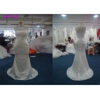 China Custom Made Sexy Female Wedding Dress For Wedding Party And Evening Prom on sale