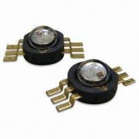 Best 3W RGB High Power LED Module, Available in Green Color wholesale