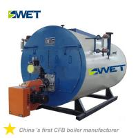 Buy cheap Low pressure 5.6 MW Gas Oil Boiler for Food Industry , high efficiency oil boiler from wholesalers