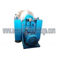 Best Full Automatic Horizontal Style Decanter Centrifuges with SS Drum, for Dewatering wholesale