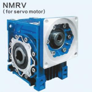 Best NMRV center distance 90 flange input ratio 15:1 single reduction worm gear reducer wholesale