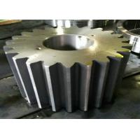 China High Precision Industrial Spur Gear Cast Forging Steel With CNC Machining on sale