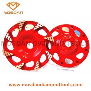 China 6'' Hilti Turbo Rain Seg Cup Grinding Cup Wheels on sale