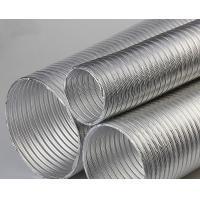 China Lab Ventilation Pipe System Aluminum Foil Ventilation Duct for Laboratory Fume Hood Laboratory Exhaust Use on sale