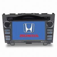 Best Car CD Player with 7-inch TFT Touchscreen, Built-in GPS, Bluetooth, TV, and FM Function wholesale