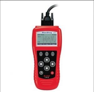 China Autel Maxidiag Pro Md801 Obdii Diagnostic Tool Maxidiag Jp701 / Eu702 / Us703 / Fr704 on sale