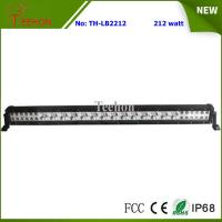 Best 212 Watt 41.5 Inch Hybrid LED Light Bar for SUV, Truck and Trailers wholesale