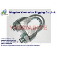 Best U.S. Type Malleable  wire rope clips wholesale