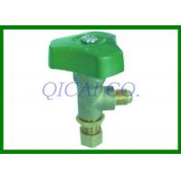 China ISO9001:2008 Brass bleeder valve ,  outlet thread M16×1-LH on sale