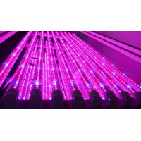 Best 1200mm Hydroponic Led Grow Light Tube For Vertical Farm , Water Resistance wholesale