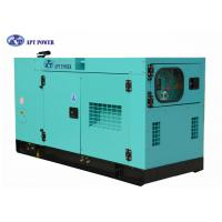 Best Low Noise Electric Generatotor with Cummins Engine, 400V 50Hz 25kVA Cummins Diesel Generators for Home Use. wholesale