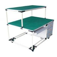 Buy cheap Customized Aluminium/PE/stainless steel pipe Workbench for Production line, from wholesalers