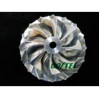 Best HE551/ HX55 Billet Compressor Wheel 71.75/109.00mm 4035398/3526176 8+8 Blades wholesale