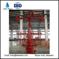 China 10000psi Water injection Wellhead and Christmas Tree on sale