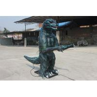 Best Dinosaur Godzilla Statue With Sensor And Remote Control Starting System wholesale