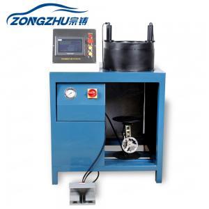 Best High Pressure Hydraulic Hose Crimping Machine Air Suspension 450V 220V 380V wholesale