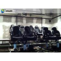 Best Unique 5D Cinema Equipment With Luxurious Armrest Seats Two Years Warranty wholesale