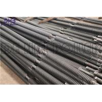 Cheap Carbon Or Stainless Steel Solid Fin Tube Boiler Accessories 1 Year Warranty for sale