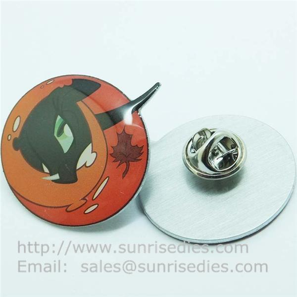 offset printing metal pins
