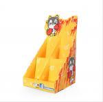 Best Carton Paper Retail Counter Display Box For Retail Shop / Supermarket wholesale