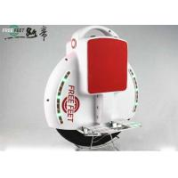 Best 500W Lightweight Gyroscopic Electric Balancing Unicycle With Training Wheels wholesale