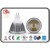 Best Energy Saving 5W 3000K Indoor MR16 LED Spotlight with Die-casting Aluminum UL Approval wholesale