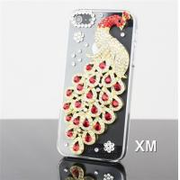 China The new peacock wholesale phone 4 s mobile phone cases on sale