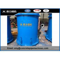 Multi Functional Automatic Rcc Pipe Making Machine Smooth Appearance