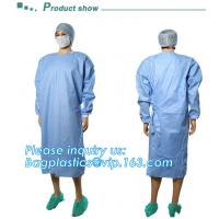 Best Sterile Disposable Surgical Gown,Long sleeves disposable hospital isolation gowns,Manufacturer Supplier surgical gown ma wholesale
