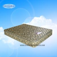 Best Compressed Package Pillow Top and Memory Foam Mattress Topper With Flower Pattern wholesale