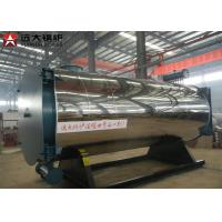 Best Coal Wood Biomass Fired Thermal Oil Heater Boiler High Strength For Industry wholesale