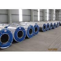 Cheap Zinc Coating Hot Dipped Galvanized Steel Coils For Construction 750 Mm Spangle for sale