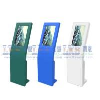 Best Multi Color Interactive Dual Touch Screen Information Kiosk Outstanding Self Service Terminal wholesale