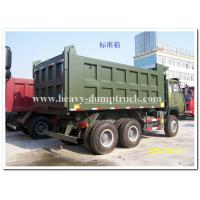 Sinotruk Howo Popular type dump truck different color and body cargo for optional