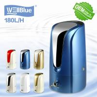 Best UF Membrane Alkaline Water Ionizer Purifier Pot With 4 Stages Water Filtration wholesale