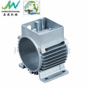 Best Recyclable Aluminum Motor Housing , Die Casting Aluminum Gear Box Bracket wholesale