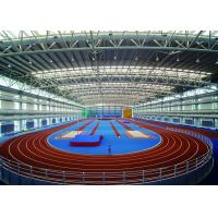 China Heavy Modern Commercial Steel Buildings Welded H Section For Gymnasium on sale
